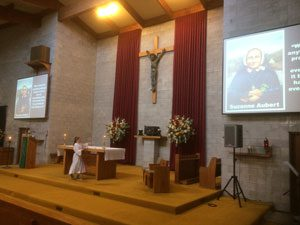 National day of celebration marks Venerable Suzanne Aubert's  progress to sainthood